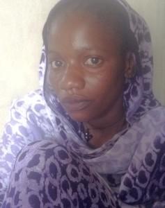 M'Barka is a former slave who lives with Biram Dah Abeid's family