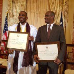 Biram Brahim TIPs Hero Awards